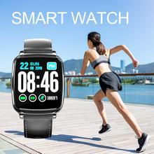 New M8 Men Women Smart Bracelet Multi-sport Waterproof Activity Fitness Tracker SmartWatch Heart Rate Ultra-thin dial Wristband
