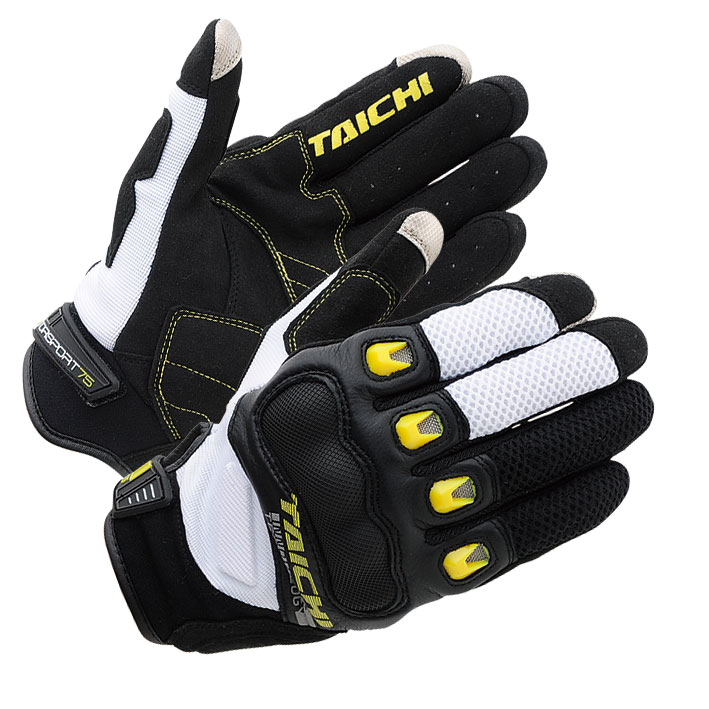 RST 412 carbon fiber mesh summer motorcycle gloves / racing gloves / men touch gloves / Motocross gloves fanuc series 21 m used in good condition can normal working