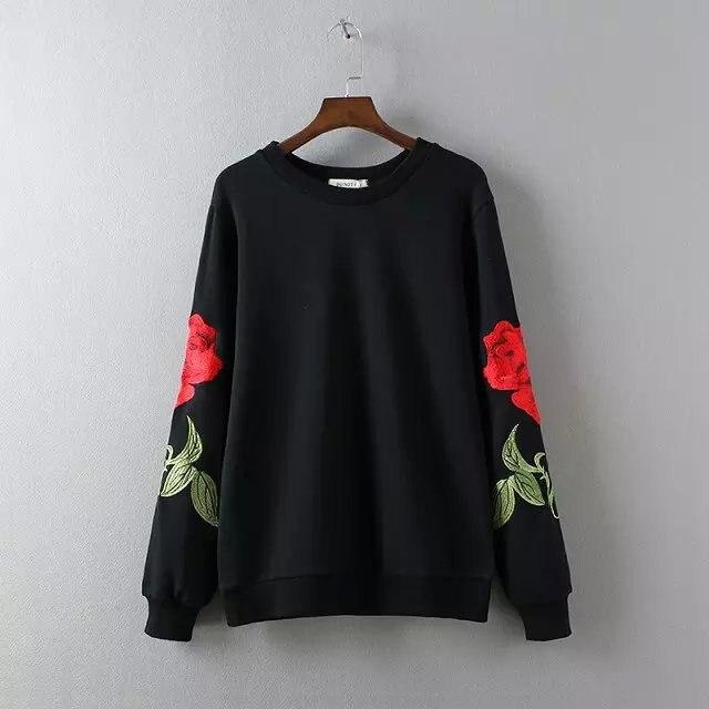 HTB16VBWOpXXXXbbaXXXq6xXFXXXe - BTS Rose Embroidered Sweatshirt