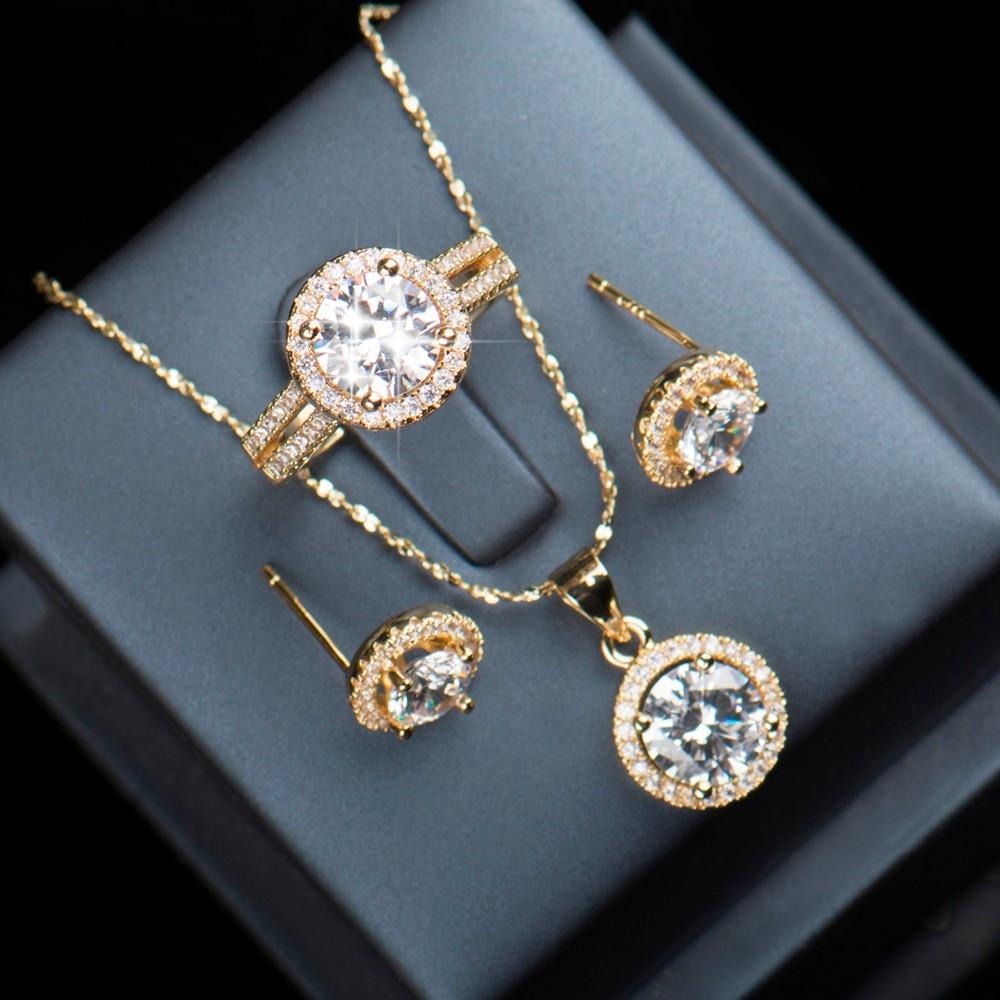 90% de réduction Ensembles de bijoux de mariage pour les mariées - Bijoux fantaisie - Photo 5