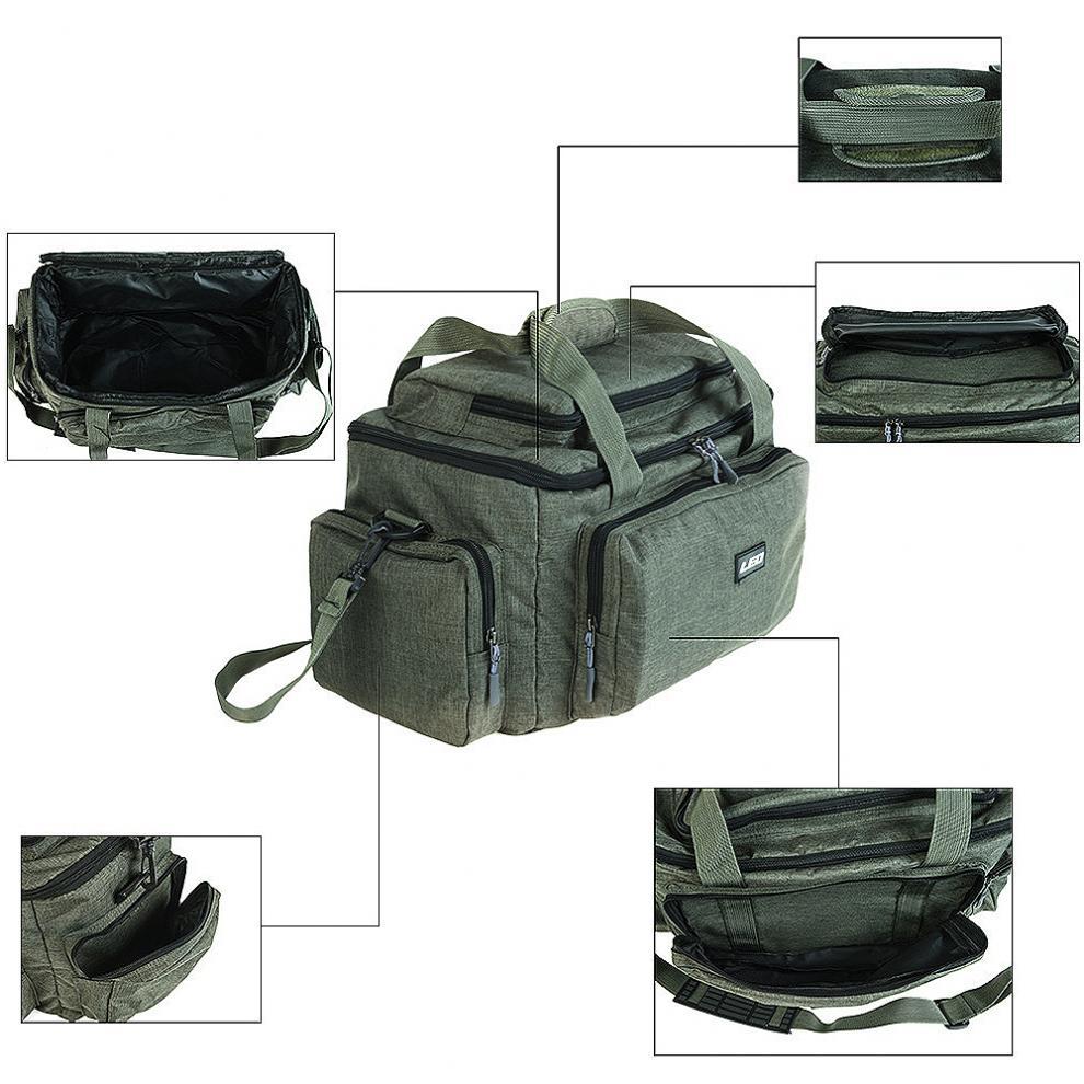 grande capacidade multifuncional saco pesca pano 04