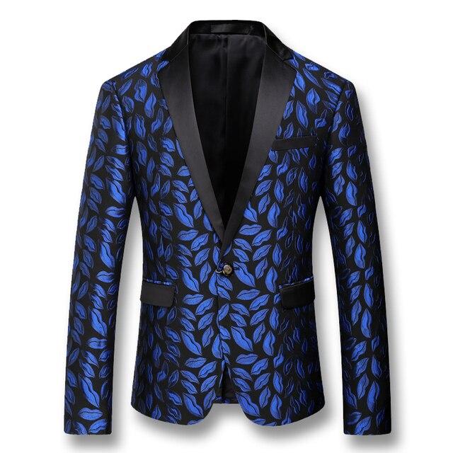 2016 nuevos hombres Veste De Loisir Herren Anzug Blazers chaquetas trajes De vestir hombre moda Casual Slim Fit muesca solapa Blazers trajes