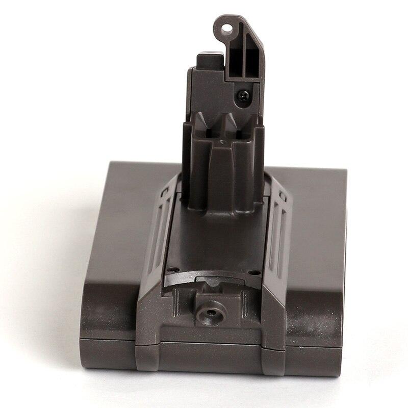 for Dyson DYS 21.6V 2500mAh/2.5Ah V6 Li-ion electrical tools lithium battery DC58, DC59,DC61,DC62,DC72 965874-02 DC74