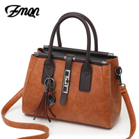 ZMQN Brands Leather Handbags For Womens Famous Brand Crossbody Bag Outlet Shoulder Bag High Quality Tassel