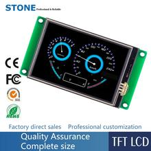 7 inch TFT LCD Module with controller board, work with Any MCU/ PIC/ ARM with key display mcu weighing weight gravity pressure switch board relay controller wc04