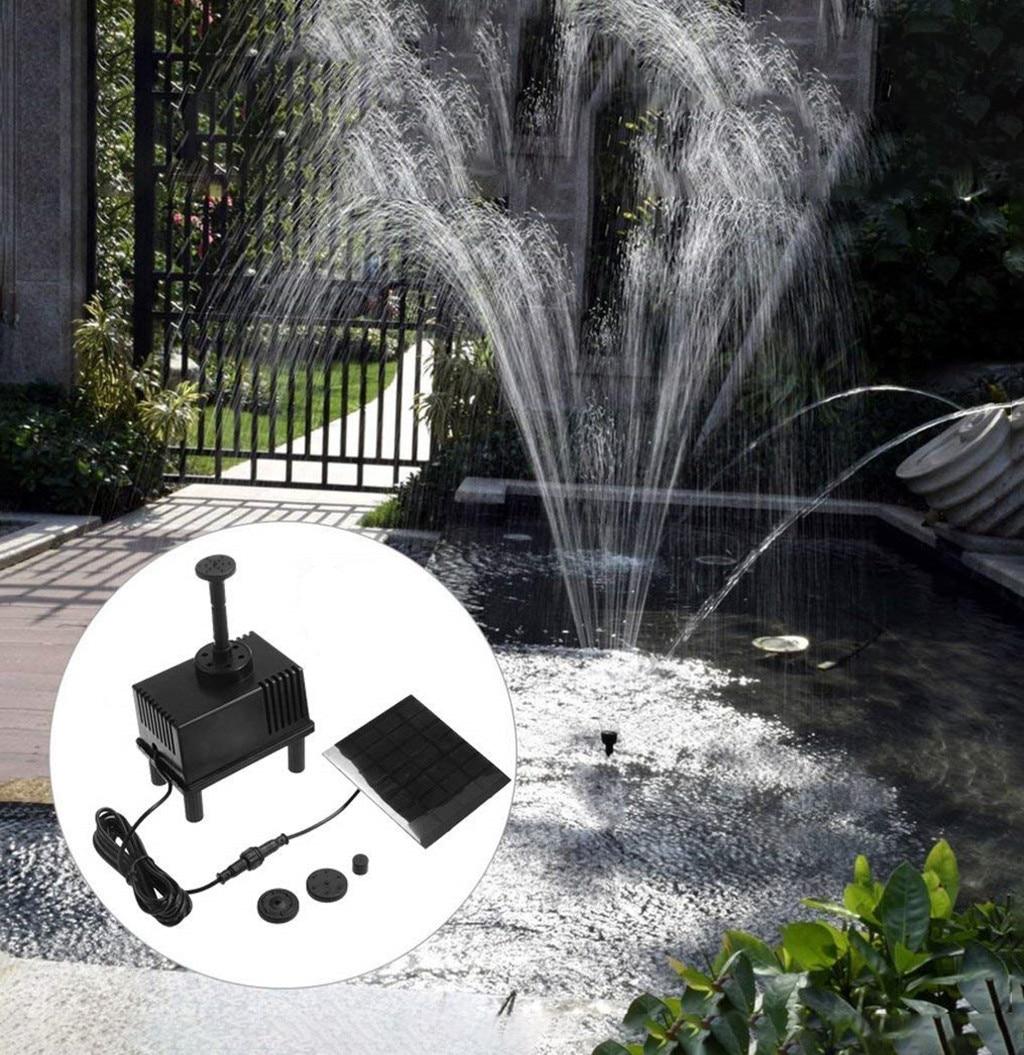 Water feature pump greasgun