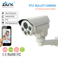Outdoor IP Camera 1080P HD 2 8 12MM Auto Zoom Wifi Wireless IP Bullet Camera With