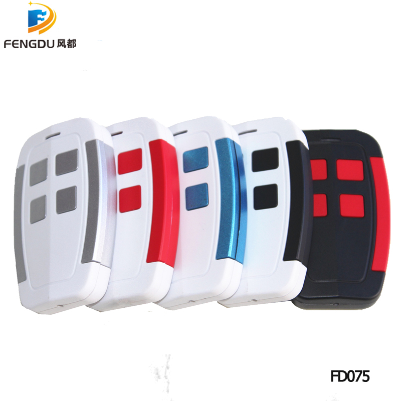 10pcs Door remote control Multi Frequency 280MHz 868MHz Garage Remote gate control garage command handheld transmitter