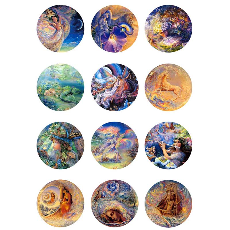 10mm,12mm,14mm,16mm,18mm,20mm,25mm Round Glass Cabochons Rabbit,jewelry Cabochons finding beads,Glass Cabochons,Hare--02