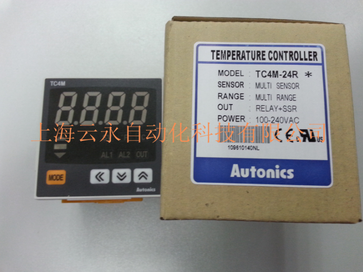 New original authentic TC4M-24R  Autonics thermostat temperature controller new original authentic cylinder cdq2wb32 15dc
