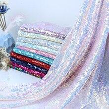 3 мм блестки из плотной сетчатой пряжи хаотические Свадебные украшения фон для съемки платье сценический костюм одежда ткань
