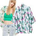 2016 summer new European stations retro kimono jackets women jackets