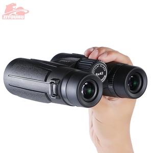 Image 4 - Lunettes de vue, 10x42 HD, puissant professionnel, Vision nocturne, jumelles étanches pour la chasse, 6 couleurs en option