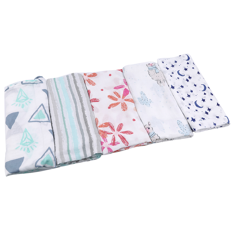 Baby Blankets Bamboo Fiber Newborn Swaddle Wrap Soft Toddler Winter Autumn Baby Stroller Blanket Sofa Crib Bedding Quilt