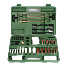 Universal Gun Cleaning Tool Kit with Carry Case 62 Pcs Set
