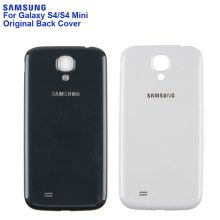 Original SAMSUNG Back Battery Rear Case For Samsung GALAXY S4 GT-I9505 I9500 I9502 I9508 I959 S4 Mini I9195 I9198 I9192 I9190 ats868 stylish shiny crystal inlaid abs electroplated metal back case for samsung s4 pink