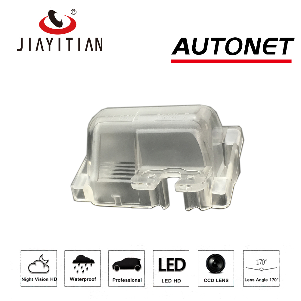 JIAYITIAN DIY Rear View Camera For Mazda Cx5 2018 2017 2019License Plate OEM Replacement Of Licence Lamp License Plate Camera