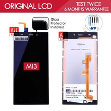 100% Tested Original 5 inch Black 1920×1080 IPS LCD For XiaoMi Mi3 Display With Touch Screen Digitizer Assembly For Xiaomi Mi 3