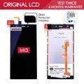 100% testado original 5 polegada preto 1920x1080 ips lcd para xiaomi mi3 display com tela de toque digitador assembléia para xiaomi mi 3
