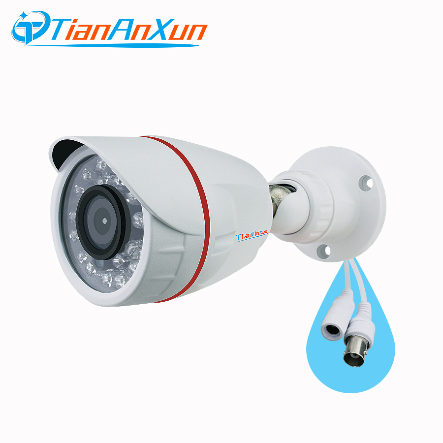 TIANANXUN Analog AHD High Definition Surveillance Camera 720P/1080P CCTV Indoor/Outdoor Infrared night vision waterproof Camer ...
