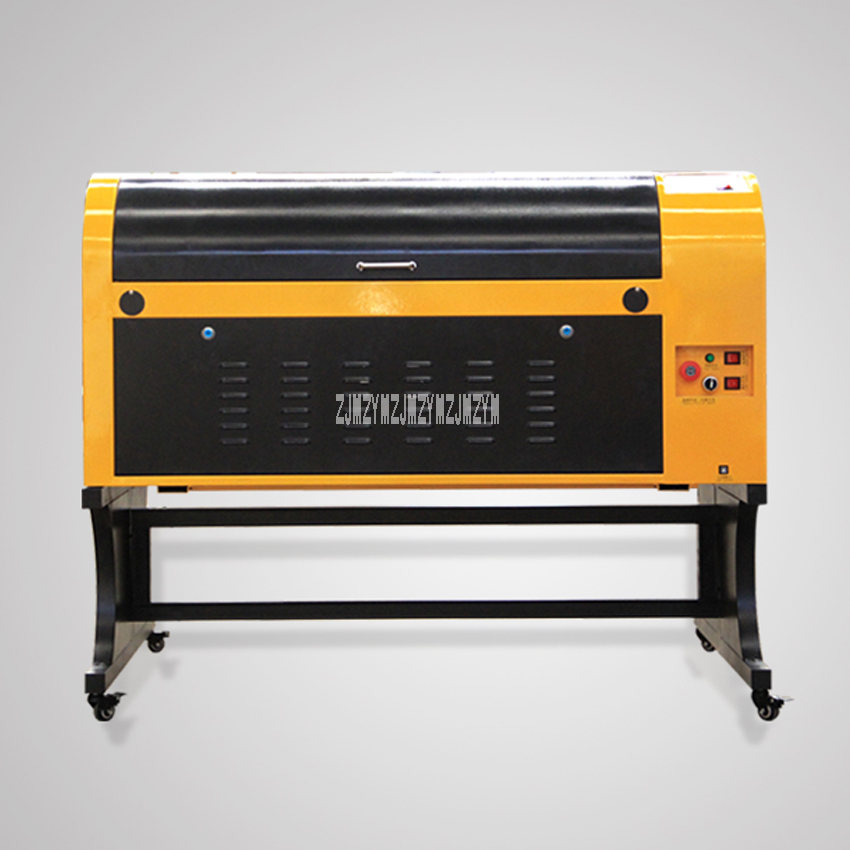 New Hot GY-D690 laser engraving machine 220V / 110V 80W 0-30000mm / s  0-3600mm / min 0-15mm Laser Cutter Laser Cutting machine hot hot chinese and cost effective laser machine 600x900mm unich stone laser engraving machine