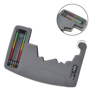 Digital LCD Battery Tester For