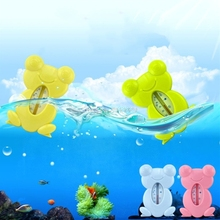 Cute Cartoon Frog Bathtub Bath Safe Water Thermometer Tester For Baby Children BPA Free -B116