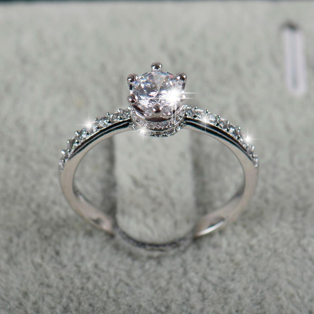 2016 NEW Design Fashion Jewelry Luxury Women Engagement