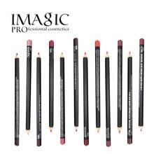 12colors Pro Waterproof Lip Liner Pencil Lipliner Pencils Sexy Full Lip Pen For Female Long-lasting Lips Cosmetic Makeup Tools