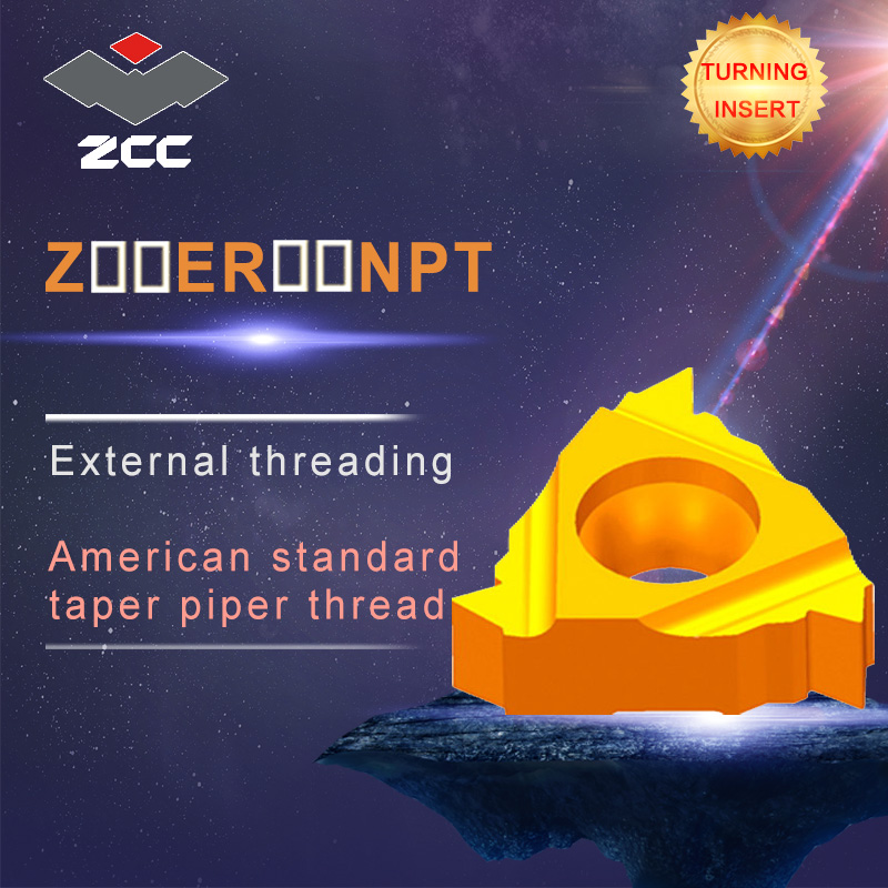 10pcs/lot Z16ER Z16ER8NPT-Z16ER27NPT YBG205 YBG203 original ZCC carbide insert lathe tools cnc carbide threading inserts 10pcs lot sen013dg original
