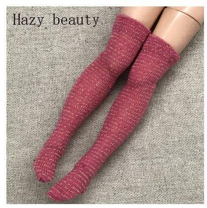 Hazy beauty doll long socks for Azone blythe dolls BBI1063