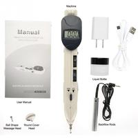 Body Massage Instrument Digital Electronic Acupuncture Health Care Pulse Massage Device Health Care Tool 110 240V