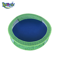 Kidoozie Baby Tent For Kids Foldable Toy Children Plastic Pool Game Piscina De Bolinha Play Inflatable Tent Yard Ball Pool.
