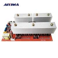 AIYIMA Чистая синусоида Частота инверторный блок питания DC 24 В в В 36 В 48 В 60 в до В 220 В Высокая Мощность 6000 Вт цепи основная модель инверторы