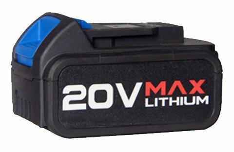 20 v lithium battery