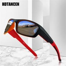 HDTANCEN Brand Design Polarized Sunglasses Men Travel Sun Glasses Mens Fashion Plastic Square Driving Eyewear Gafas De Sol HD72
