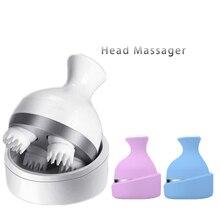 Saim USB Cat Massage Electric Cat Dog Head Massage Automatic Pet Scratching Small Claw Massager Device Charging Head Massagers