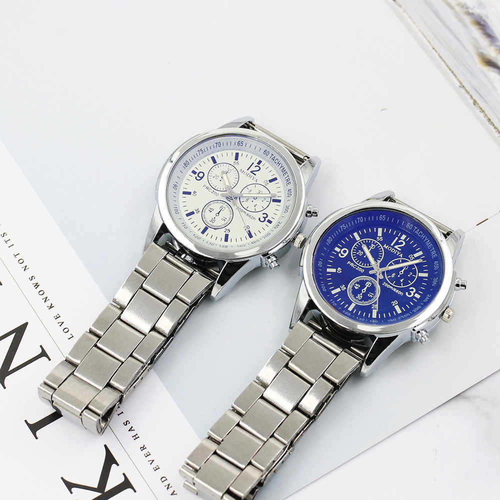 Luxury Style Fashionable High Hardness Glass Mirror Men And Women General Mesh Belt Watch dress Clock Gift for Lovers 2018