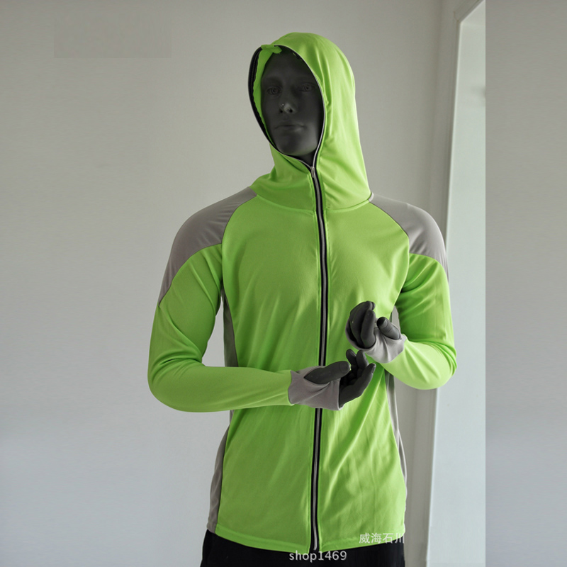 DE ARCTISCHE LICHT Shirts Vissen Kleding Ademend Zonnebrandcrème - Visvangst - Foto 5
