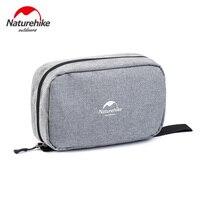 NatureHike мыть сумка дорожная косметичка Для мужчин сумки большой Для женщин Make Up Set Водонепроницаемый несессер NH15X001-S