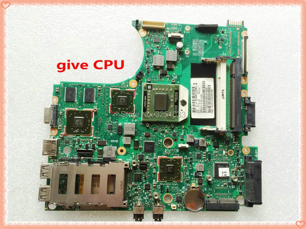 For HP ProBook 4416s Notebook 4515s Notebook 574506-001 585221-001 LAPTOP MOTHERBOARD DDR2 FREE SHIPPING