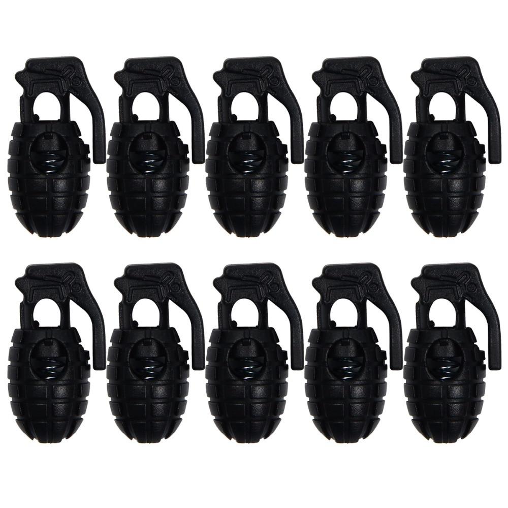 10 Unids / lote EDC Gear Tactical exterior Senderismo Botas Zapatos - Camping y senderismo