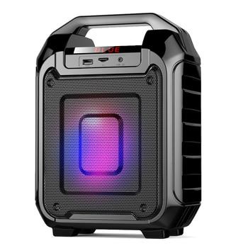 Ngoài trời Bluetooth Loa Di Động LED Ánh Sáng Loa Bluetooth Không Dây Nhỏ Loa Siêu Trầm Hỗ Trợ TF AUX USB Âm Bass Loa B31
