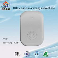 SIZHENG SIZ-140 Super slim CCTV audio microphone video surveillance security solutions for accessory