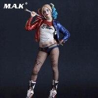 1/6 scala Suicide Squad Joker Harley Quinn Action Figure Model Toy Harleen batman deadshot venom Per Le Collezioni