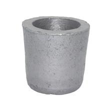 1 # Gieterij Siliciumcarbide Grafietsmeltkroezen Cup Oven Torch Smelten Casting Raffinage Goud Zilver Koper Messing Aluminium