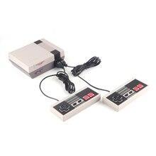 Игровая приставка MINI NES, Классическая Ретро портативная игровая приставка 620 игр с оригинальным геймпадом, семейные детские игрушки