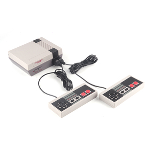 Image 1 - Video game console MINI NES Classic retro handheld game console 620 games Comes with original gamepad Family childrens toys