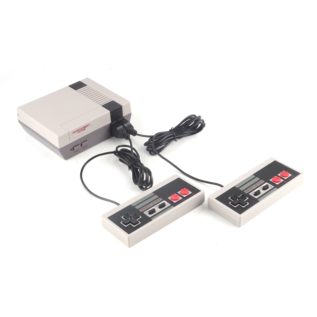 Video game console MINI NES Classic retro handheld game console 620 games Comes with original gamepad Family childrens toys