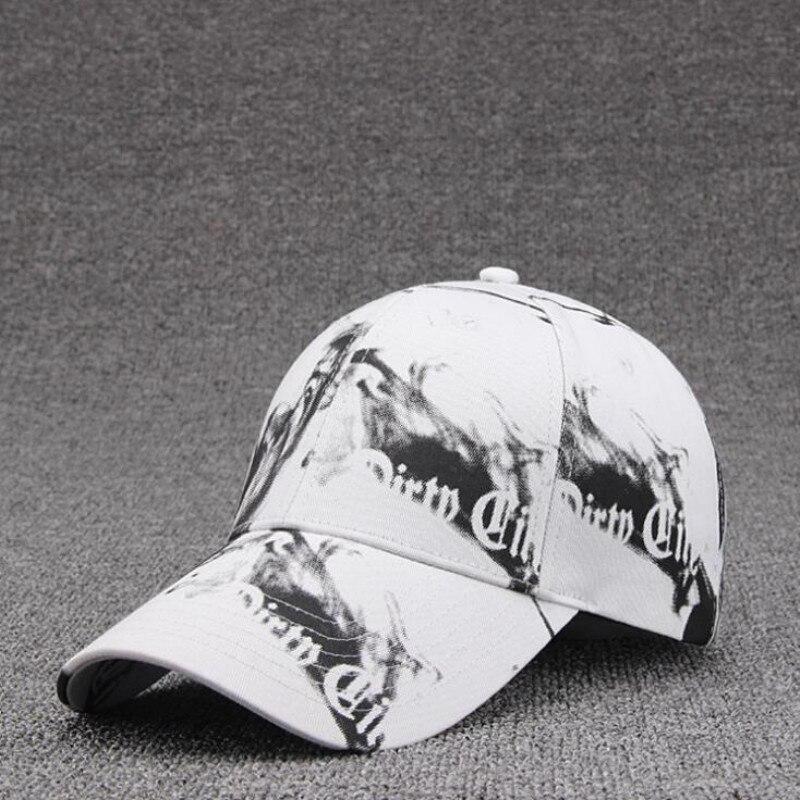 2018 New Winter Cloud smoke   Baseball     Cap   Men Women Cotton Snapbacks   Baseball   Hats